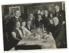 Familienfoto aus den Zwanziger Jahren