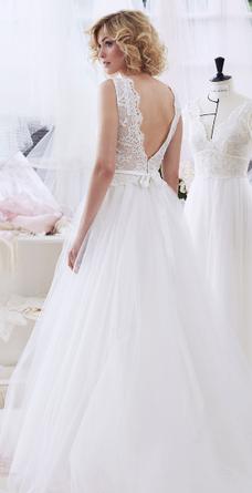 robe de mariée princesse tulle dentelle