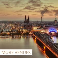 Bildbeispiel der Kölner Skyline