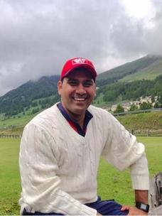 Swiss player profile - Prafull Shikare