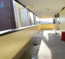 施工事例2974 上尾市賃貸物件共有廊下