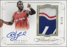 CHRIS PAUL / Auto Patch - No. PA-CP  (#d 2/10)