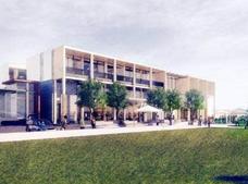 Ashburton Civic Centre Potius Panels