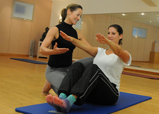 Personal-Pilates und -Yoga-Training in Hamburg