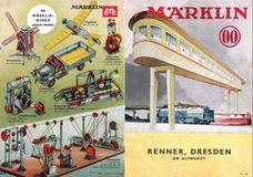 1940 Märklin Katalog DE