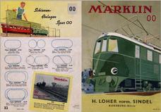 1939 Märklin Katalog DE