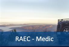 Remote Area Emergency Care (RAEC) - Medic