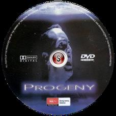 Progeny Cover DVD
