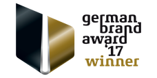 German Brand Award ´17 Winner - aed Stuttgart