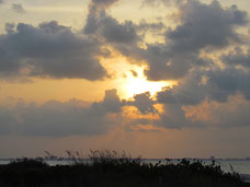 Sonnenaufgang auf Sanibel