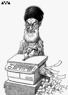 Khamenei:  Jeg har kun en stemme
