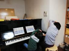 どれみ音楽教室 ピアノ体操 音楽療育&音楽療法