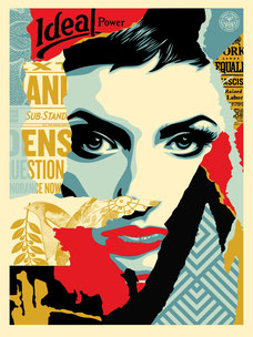 Shepard Fairey Ideal Power
