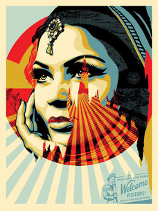 Shepard Fairey Target Exceptions 2017