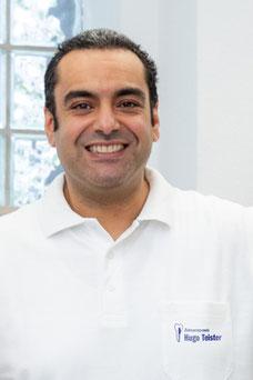 Zahnarztpraxis Hugo Teister in Giessen - Karim Tissaoui