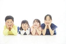 児童発達 療育 子どもたちの笑顔