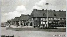 Kreisel an der Bruchmachtersen-Strasse in Salzgitter