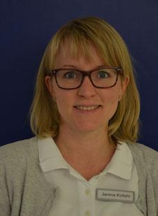 Frau Kofahl - Anmeldung, Terminvergabe, Verwaltungsaufgaben