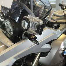 Action cam brackets BMW R1200GS