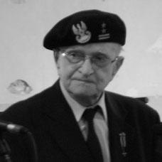 Edmund Baranowski am 29.4.2015 in Sandbostel