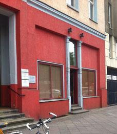 Raum 17 in der Bülowstraße