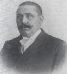 Emil Weidmann Gemeindevorsteher von 1899-1918 (Bild: BVA)