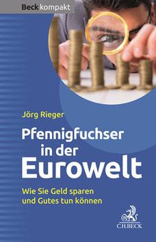 Das Cover des Pfennigfuchsers.