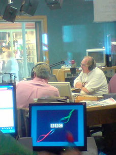 BBC Radio Kent Studio pic