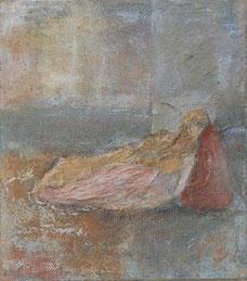 Dido und Aeneas, 2005, 40x35