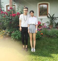 DONG     JIAN-HUA und SUN MENG-XUE
