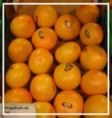 rote Grapefruit