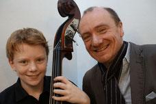 Milan Thüer & Hans-Joachim Heßler