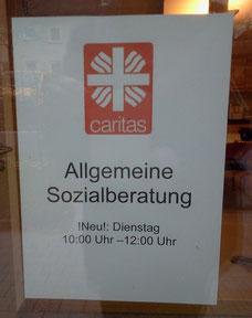 Mitarbeiterin des Caritasverbandes in Kassel