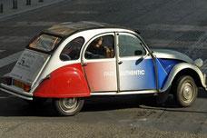 Andreas Maria Schäfer, fotograph1956, Fotografiewelten,Paris,Frankreic,2CV,Ente