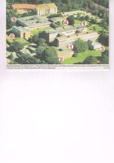 Studienstätte wurde zerstört