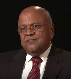 ZA's Finance Minister Pravin Gordhan strongly supports the merger of SAA and SA Express