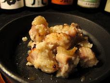 阿波尾鳥の塩麹焼