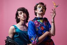 Queer-Punk-Duo PWR BTTM
