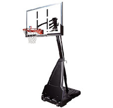 68564 Spalding/Huffy Portable Acrylic Basketball System