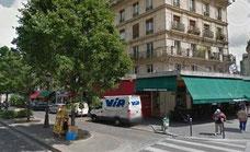 Rue de Bazeilles aujourd'hui