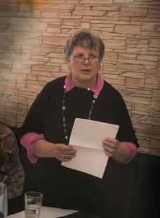 Heidi Grau berichtet über den Tafelladen
