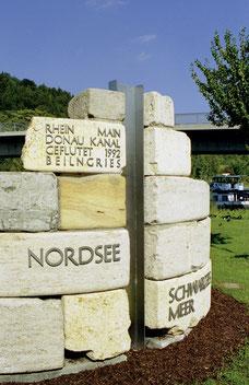 Gedenkstein Foto: Tourist-Information Beilngries