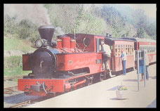 Welshpool and Llanfair Light Railway.