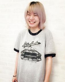 美容師アシスタント前田