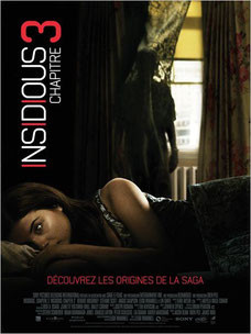 Insidious - Chapitre 3 de Leigh Whannell - 2015