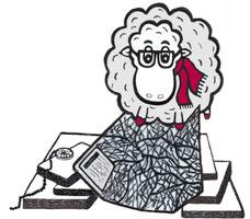 Grace O'Sheep - Kontakt - S. Fischbacher Living