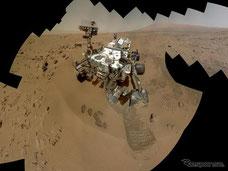 火星探査 キュリオシティー