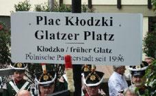 Städtepartnerschaft Bensheim-Glatz