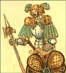 Friedrich der Kleine, auch Clemme genannt