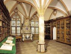 Nokilaus von Kues - Die Bibliothek